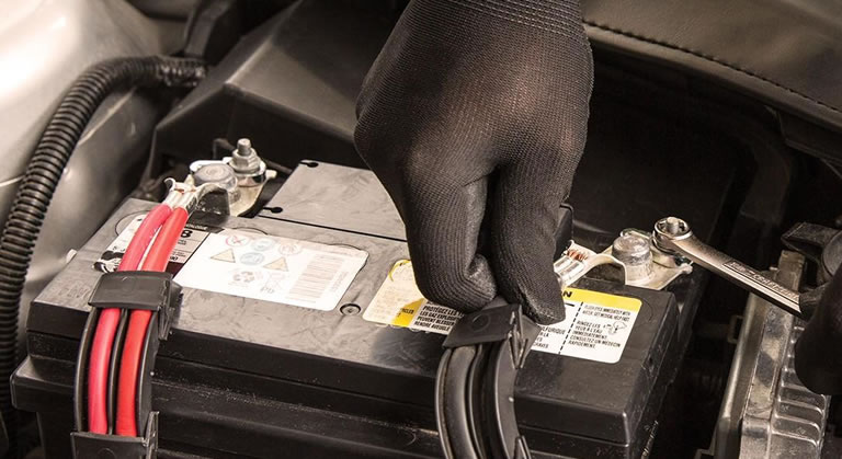 Field Service Team Management solution for a Battery service provider