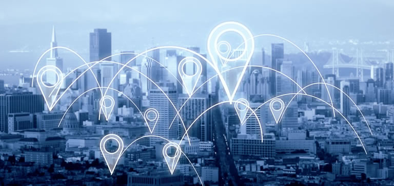 Trinetra iWay successfully launched Geo-zone feature for all industry verticals