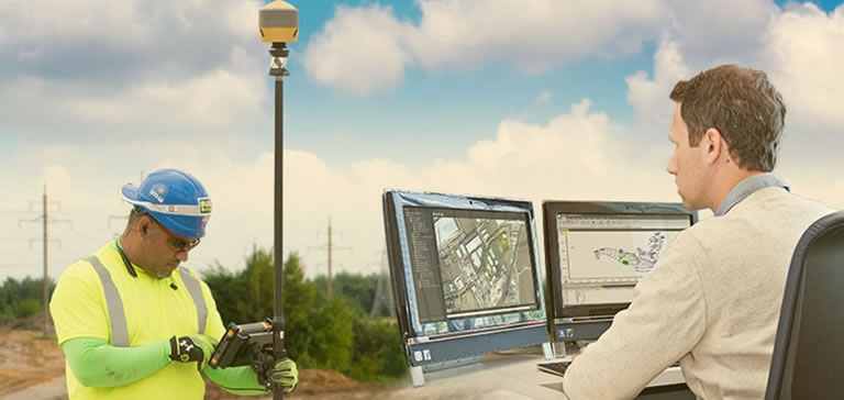 Trinetra iWay successfully launches solution for tracking land survey