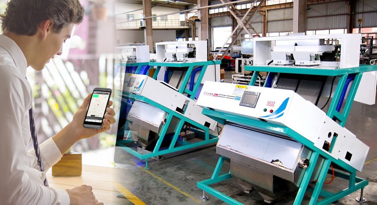 Customized sales team management solution for a manufacturing industry