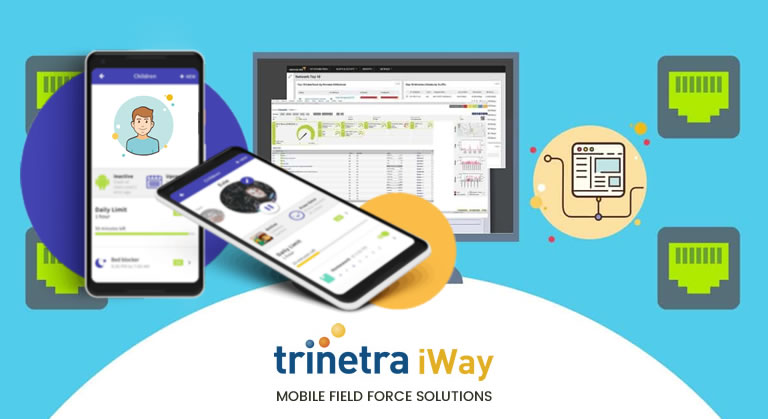 Trinetra iWay enhances dashboard to give new look and feel to the app