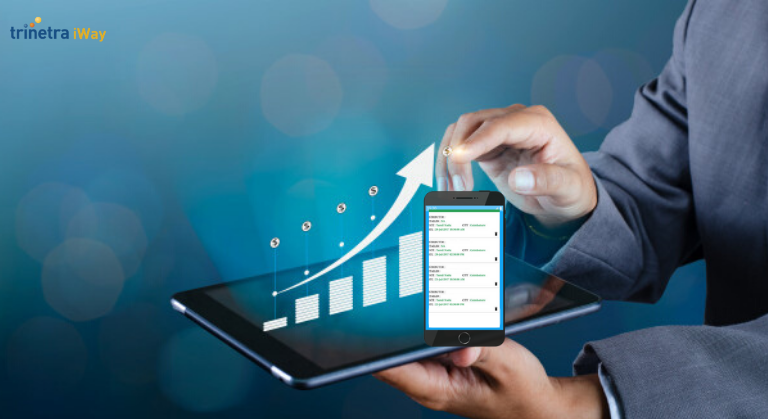Major manufacturer uses mobile resources management application to achieve sales targets.