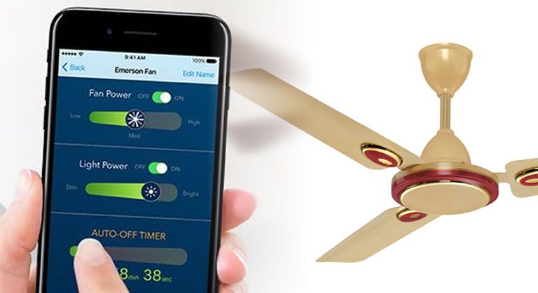 Fan manufacturer uses mobile application to improve performance of the sales force on-field.