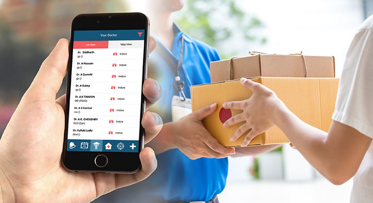 Ensure product quality during delivery, with instant temperature updates using customer-centric Mobile Field Force Solution.